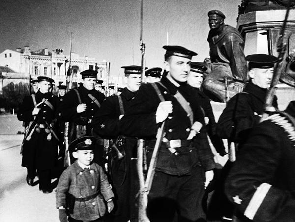 в севастопольском музее Великой Отечественной войны открылась новая экспозиция, посвященная истории города и его героической обороне во время Второй Мировой войны